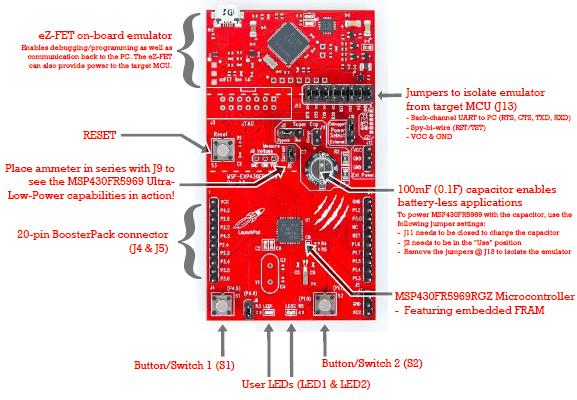 MSP-EXP430FR5969_board_front-board